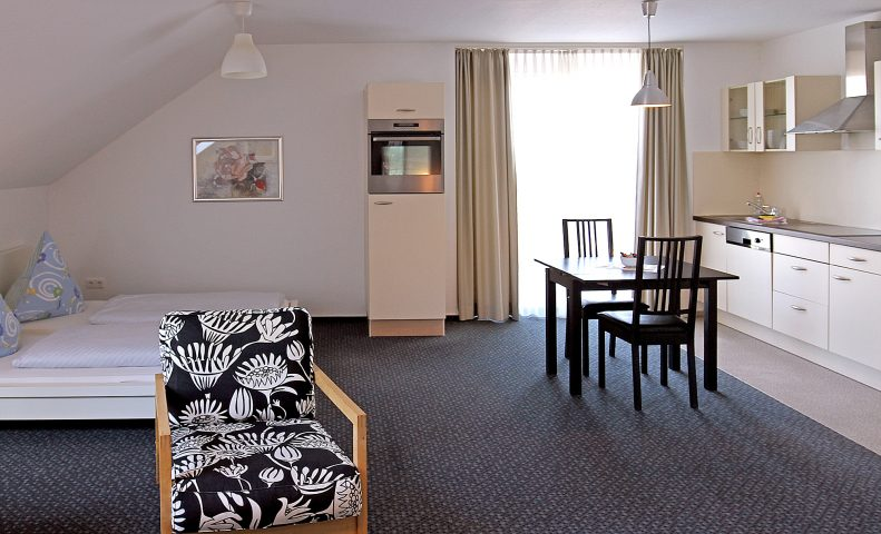 The alternative to hotel accommodation: Furnished lodgings